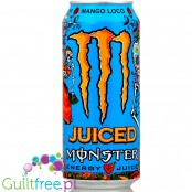 Monster Mango Loco energy drink (cheat meal)