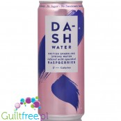 DASH WATER RASPBERRY 330ML