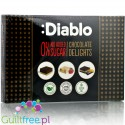Diablo Chocolate Delights no added sugar chocolate pralines with stevia