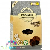 BiaMar Pieguski sugar free, gluten free cocoa cookies with chocolate pieces