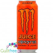 Monster Juice Khaos (cheat meal) napój energetyczny import USA