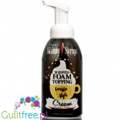 Skinny Syrups Sugar Free Whipped Latte Foam Topping - Cream