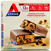 Atkins Meal Chocolate Chip Cookie Dough