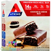 Atkins Meal Cookies n 'Creme Bar