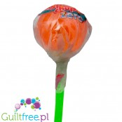 Space Chupi Zero sugar free lollipop, orange flavor