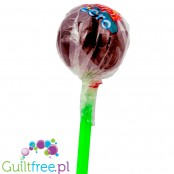 Space Chupi Zero sugar free lollipop, cola flavor