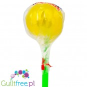 Space Chupi Zero sugar free lollipop, lemon flavor