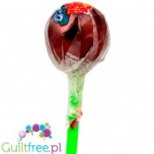 Space Chupi Zero sugar free lollipop, strawberry flavor