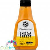 Got7 Spicy Cheddar - low carb, low sugar spicy cheese sauce