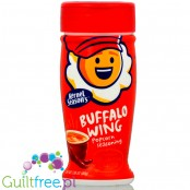 Kernel Season's Buffalo Wing Seasoning made with real cayenne & butter