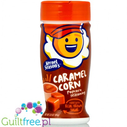 Kernel Season's Caramel Seasoning with pure cane sugar