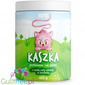KFD protein mousse - cotton candy & sweet cream flavor