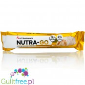 Nutramino Nutra-Go High Protein Low Sugar Bar White Chocolate & Lemon