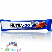 Nutramino Nutra-Go High Protein Low Sugar Bar Vanilla, Caramel & Milk Chocolate