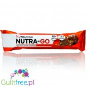 Nutramino Nutra-Go High Protein Low Sugar Bar Chocolate Peanut Butter