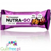 Nutramino Nutra-Go Cake Bar Double Rich Chocolate