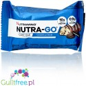 Nutramino Nutra-Go Cake Cookies & Cream sugar free protein candy bar