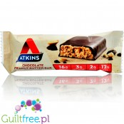 Atkins Meal Chocolate Peanut Bar