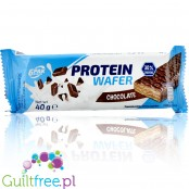 6Pak Nutrition Protein wafer in milk chocolate coating