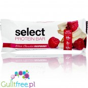 Select Protein Bar White Chocolate Rapberry