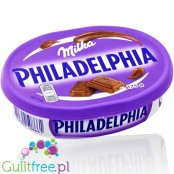 Philadelphia Milka milk chocolate spread