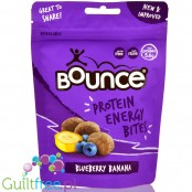 Bounce Protein Energy Bites Blueberry Banana 90g