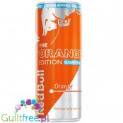 Red Bull Orange Edition Sugarfree