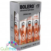 Bolero Sticks Stevia Papaya, instant drink, 12 sachets