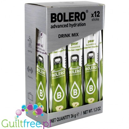 Bolero Drink Sticks Pear