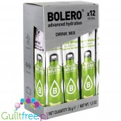 Bolero Sticks Stevia Honey Melon, instant drink, 12 sachets
