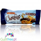 Healthsmart ChocoRite Bars, Peanut Butter