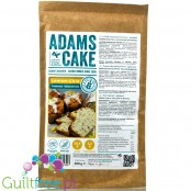 Adam's Cake Lemon & Chia gluten free, low carb soft cake baking mix