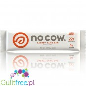 No Cow Bars, Carrot Cake vegan protein bar