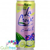 La Croix Blackberry Cucumber Sparkling Water