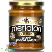 Meridian Rich Roast Smooth Peanut Butter 280g