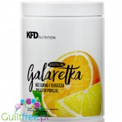KFD Diet Jelly (50 servings) - Orange & Lemon