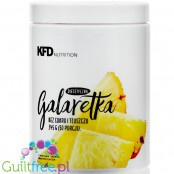 KFD Diet Jelly (50 servings) - Pineapple