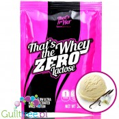 That's The Whey Zero Lactose Vanilla