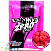 That's The Whey Zero Lactose Raspberry