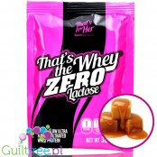 That's The Whey Zero Lactose Caramel
