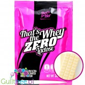 That's The Whey Zero Lactose White Chocolate & Vanilla