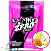 That's The Whey Zero Lactose Mango & Pear