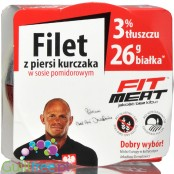 Fit Meat Chicken Fillet in tomato sauce 160g