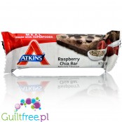 Atkins Meal Raspberry Chia protein bar