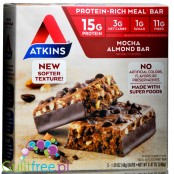 Atkins Meal Mocha Almond box of 5 bars