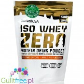 BioTech USA Iso Whey Zero Christmas Special Apple Pie  0,5kg