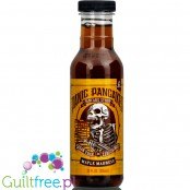 Sinister Labs Panic Pancakes, Maple Madness sugra free Syrup