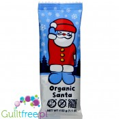 Moo Free Santa's vegan Christmas chocolate