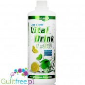 Vital Drink Lemon & Lime sugar free concetrate with L-carnitine