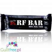Rich Piana Real Food Bar Blueberry Cobbler protein bar